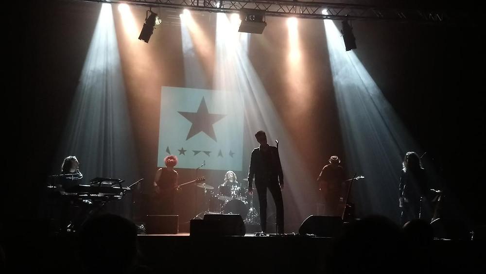 Ambra Mattioli | Cover Concert Blackstar Live Full Album à Bordeaux (FR)