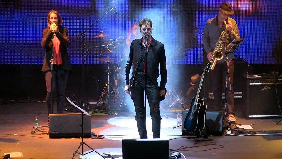 Ambra Mattioli David Bowie Tribute