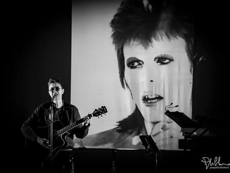 Ambra Mattioli : « David Bowie, mon âme sœur … » (FR)