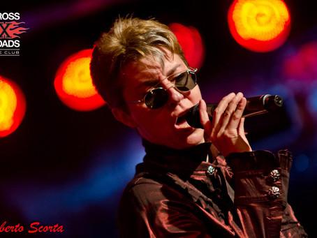 "David Bowie ""1.Outside"" Live The full album event by Ambra Mattioli."