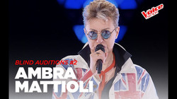 Ambra Mattioli The Voice Senior