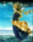 Vento di Risacca tempera su tela 40x50.j