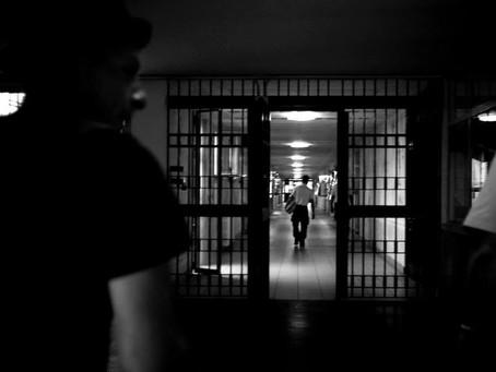 """Inside"": a Roman summer at Rebibbia Jail."