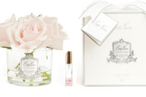 Côte Noire | Five Rose | French Pink | Clear Vessel