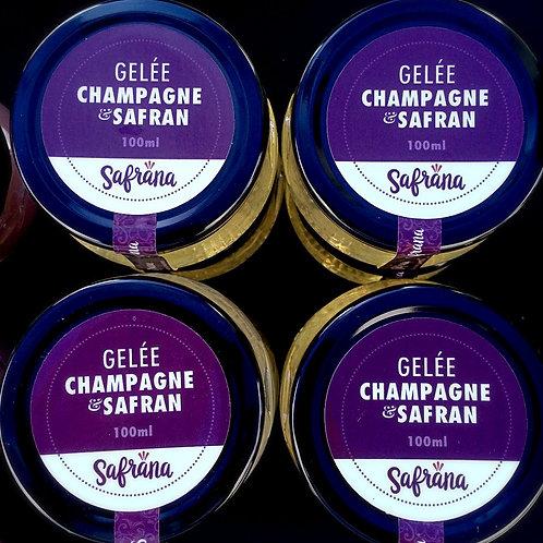 Gelée Champagne & Safran (100 ml)