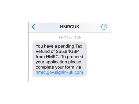 How to spot 'HMRC' scammers?