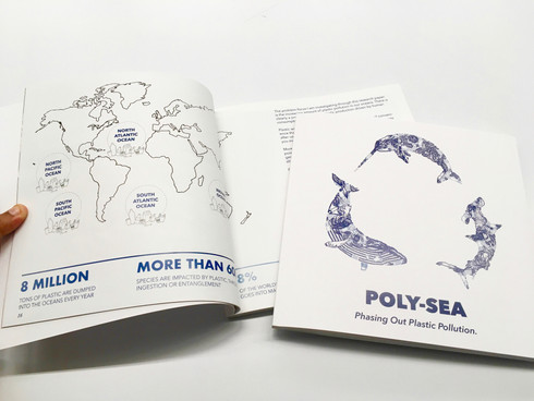 • Poly-sea - Phasing Out Plastic Pollution