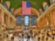 Architectural photography image of Grand Central in NY