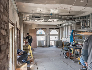 Philadelphia photo under construction