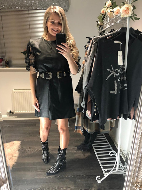 Get The Leather Look