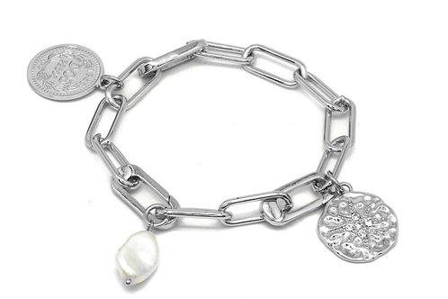 Wahoo Bracelet with Charms