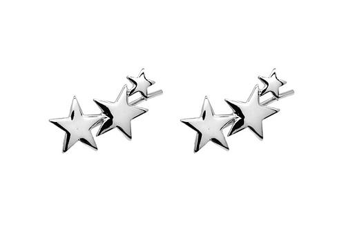 Salanda 3 Star Earrings