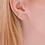 Thumbnail: Salanda 3 Star Earrings