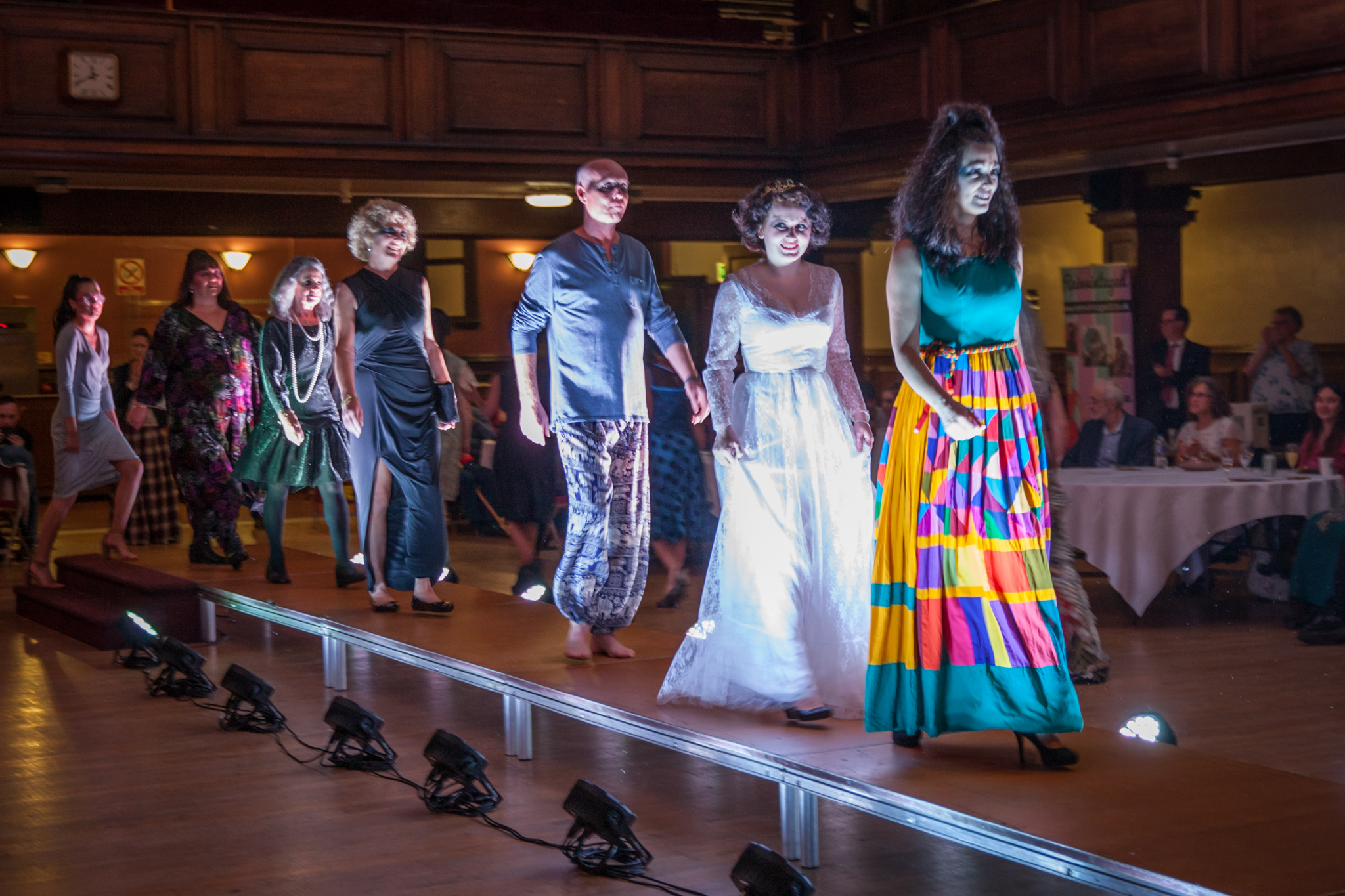 Slow Fashion Catwalk 20th October 2018