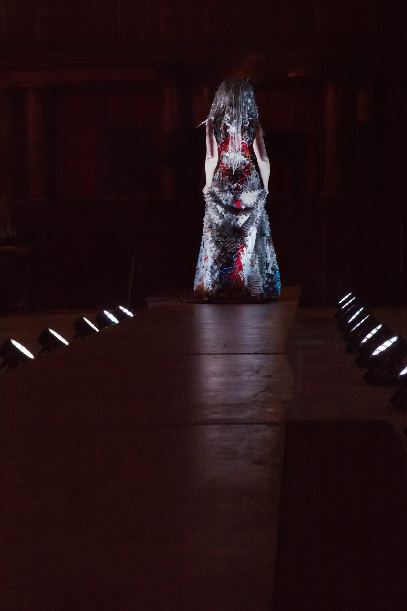 Slow Fashion Catwalk  katie duxbury