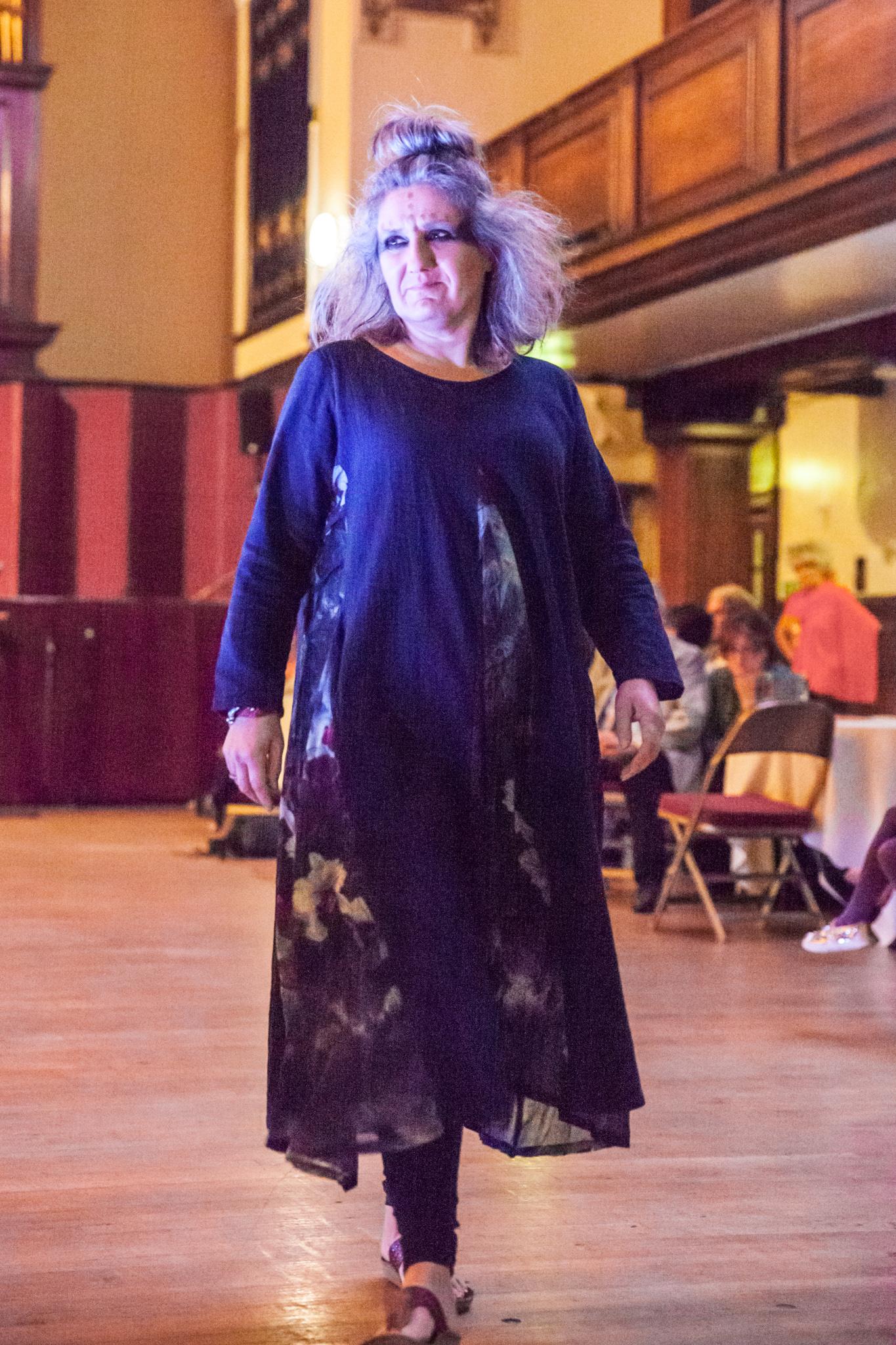 Slow Fashion Catwalk - jane binnion