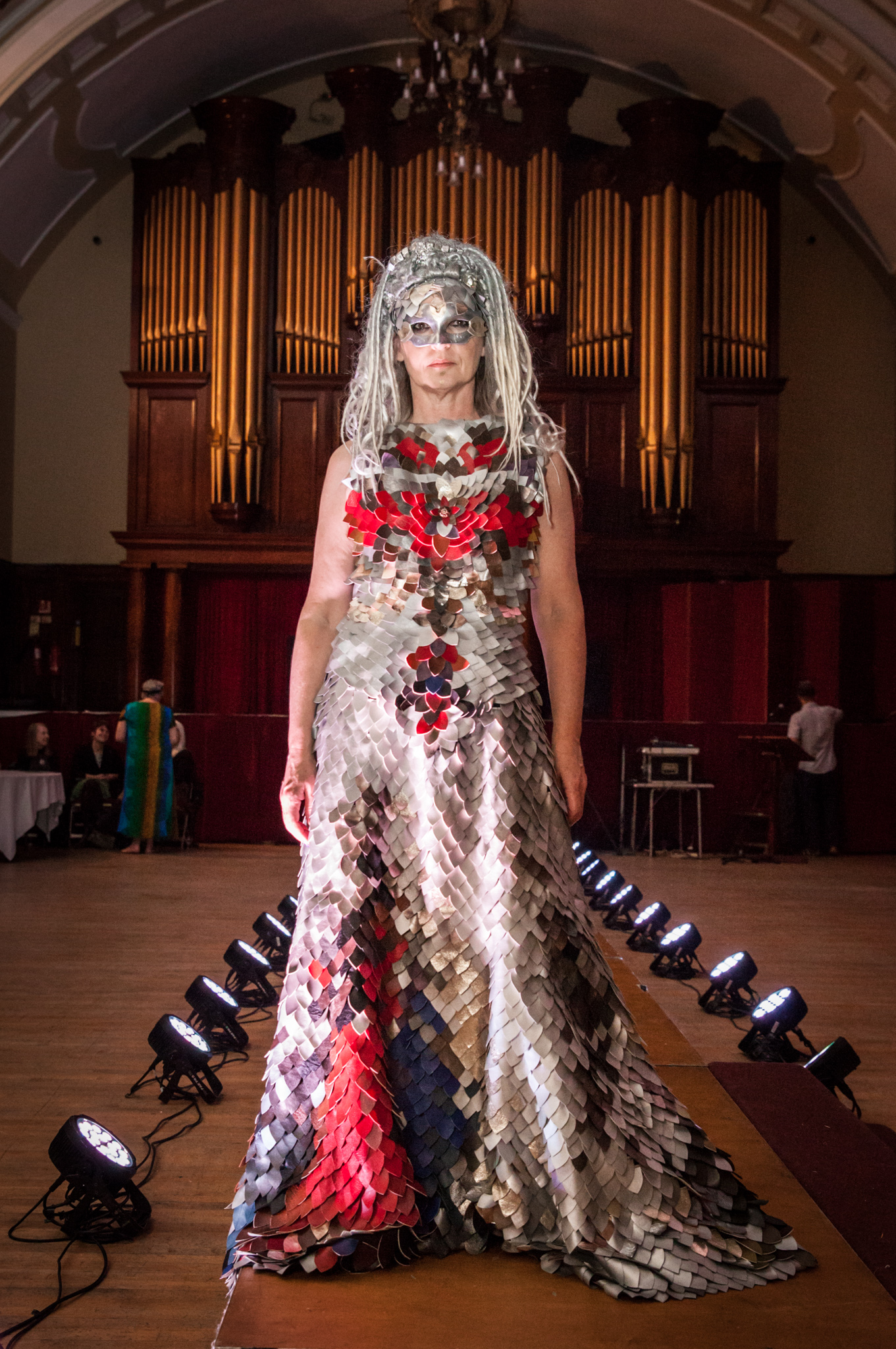 Slow Fashion Catwalk  - duxbury creation