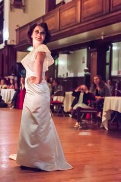 Slow Fashion Catwalk vintage bridal