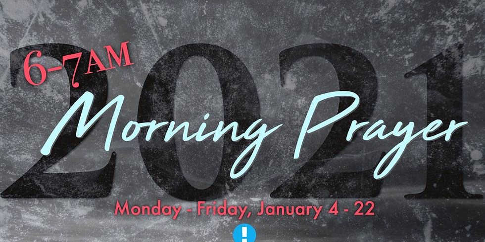 Morning Prayer 2021
