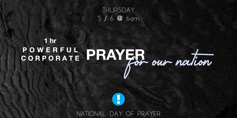 National Day of Prayer at Impact