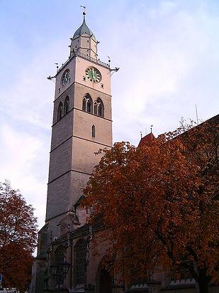 Münster St. Nikolaus año 2015