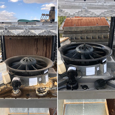 Fully Ducted Evaporative System Rebuild