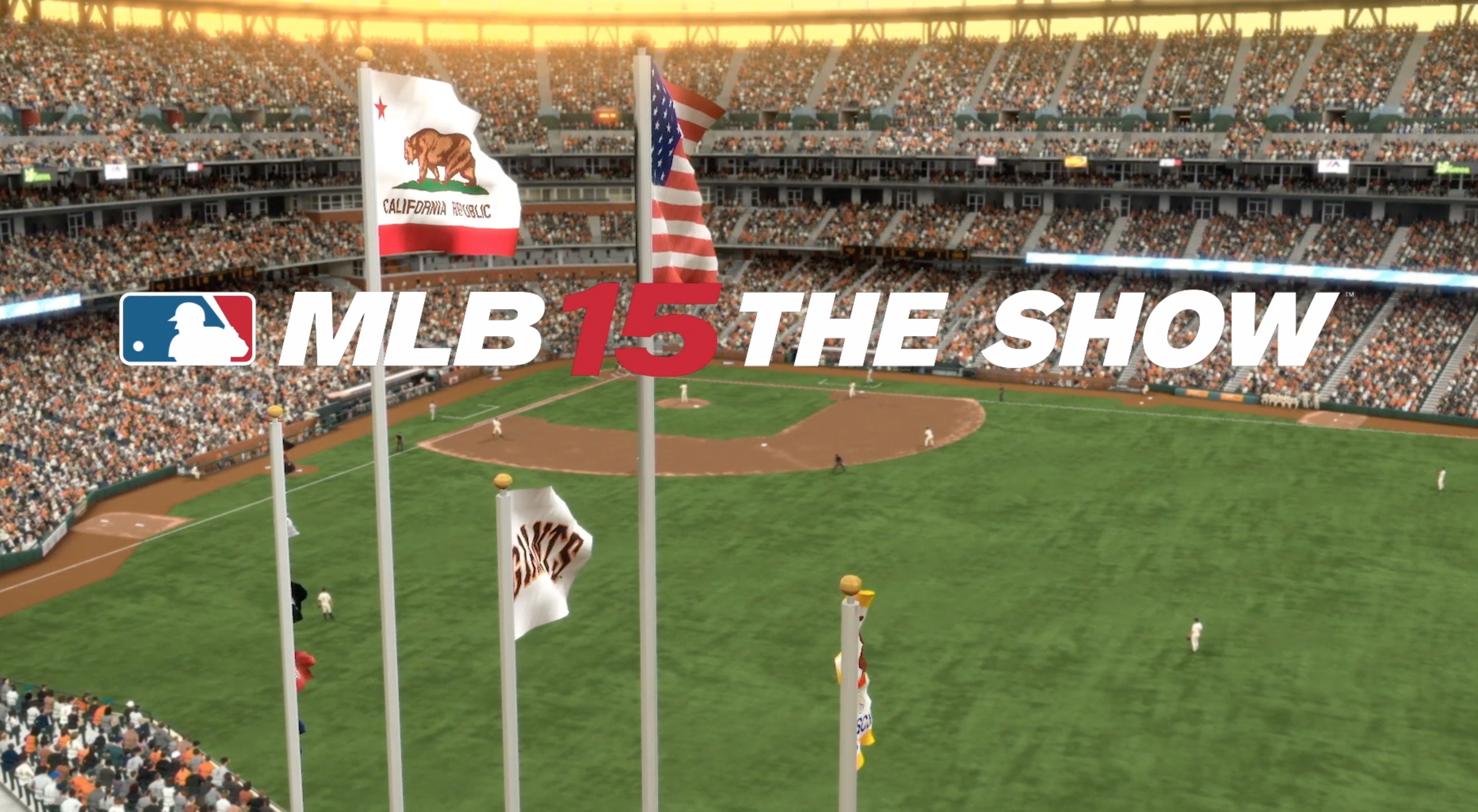 Playstation: MLB 15 The Show