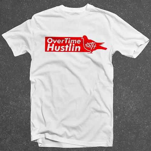 """OverTime Hustlin """"Preme Style (Short)"""" T-Shirt"""