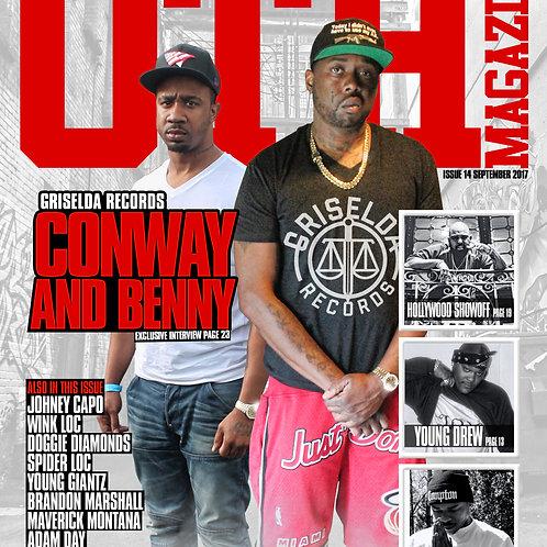 OTH Magazine Issue 14 (October 2017)