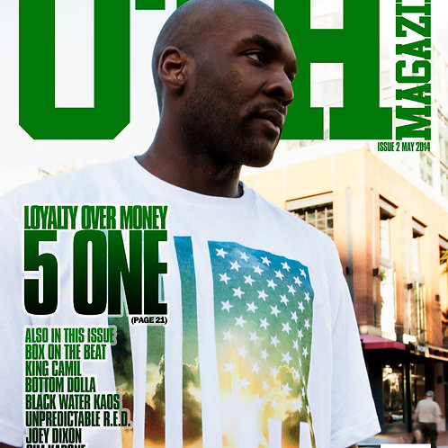 OTH Magazine Issue 2 (May 2014)