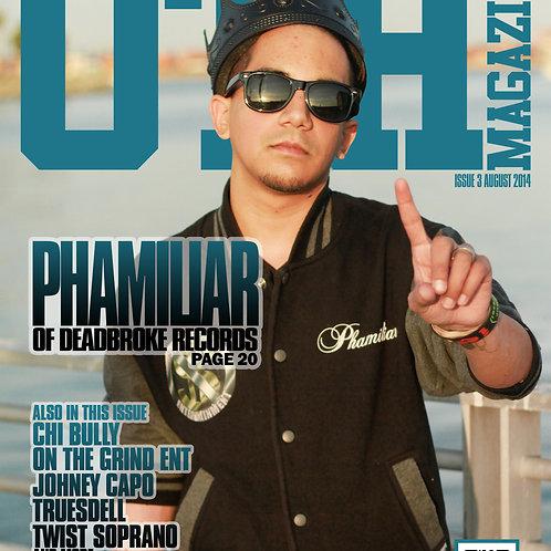 OTH Magazine Issue 3 (August 2014)