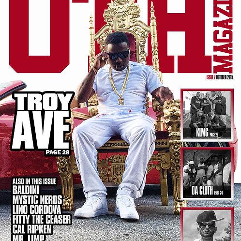 OTH Magazine Issue 7 (October 2015)