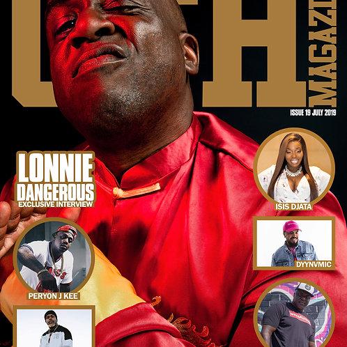 OTH Magazine Issue 19 (July 2019)