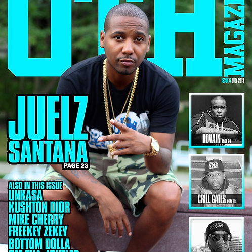 OTH Magazine Issue 6 (July 2015)