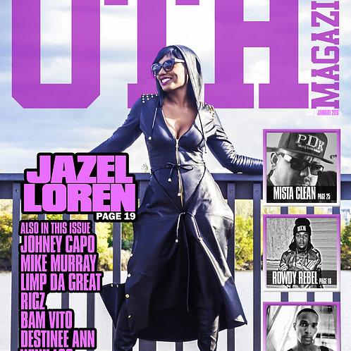 OTH Magazine Issue 8 (January 2016)