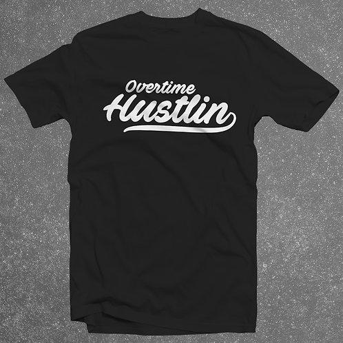 """Overtime Hustlin """"Summer Vibes"""" T-Shirt"""