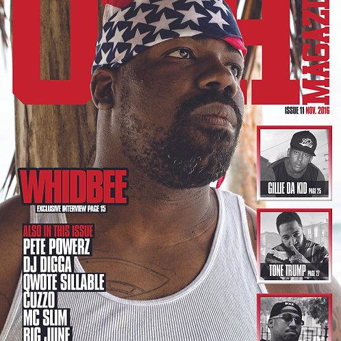 OTH Magazine Issue 11 (November 2016)