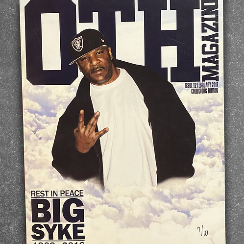 Big Syke Tribute (Special Edition) OTH Magazine Issue 12 (February 2017)