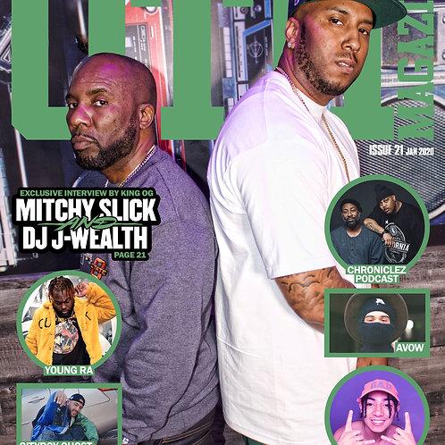 OTH Magazine Issue 21 (January 2020)