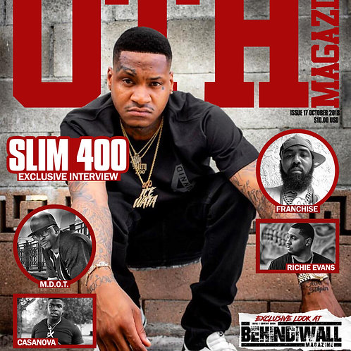 OTH Magazine Issue 17 (October 2018)
