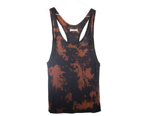 Low Cut Racerback Womens Tencel Vest