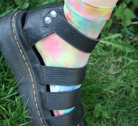 rainbow sea glass ankle.jpg