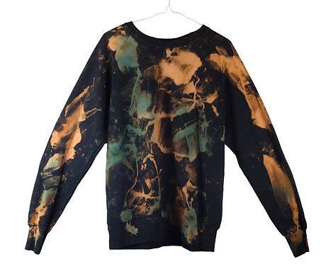 Raglan ORGANIC COTTON Sweatshirt UNISEX
