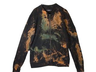 UNISEX Bomber sweatshirt