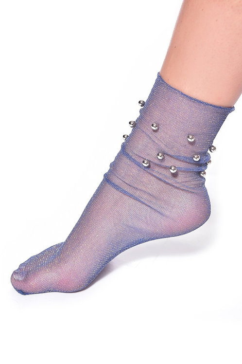 Tie Dye metallic ankle socks, glitter, lurex, shimmer, shine, party clothing, partywear, party accessories, xmas, christmas,