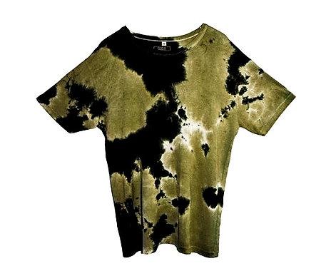unisex Tie Dye BAMBOO T Shirt