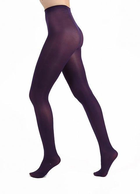 Pamela Mann 50 denier tights, purple, berry, kawaii fashion, japanese style colourful, colorful, opaque, plain