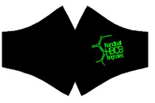 Masque CoVID Noir