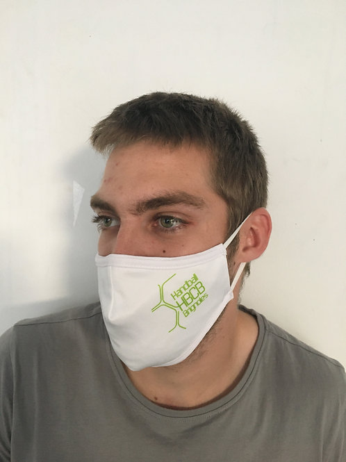 Masque CoVID Blanc