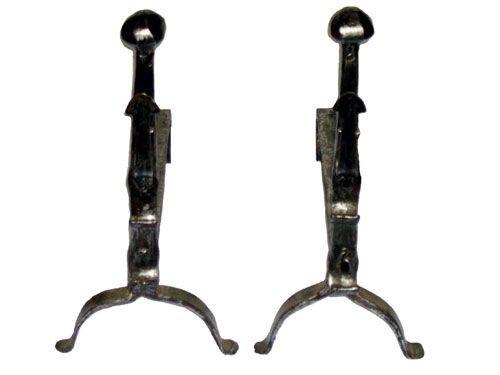 18th Century Hand Wrought Iron